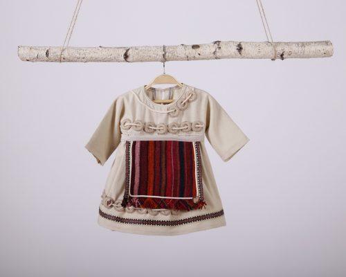 rochita traditionala de botez Odorul Bunei