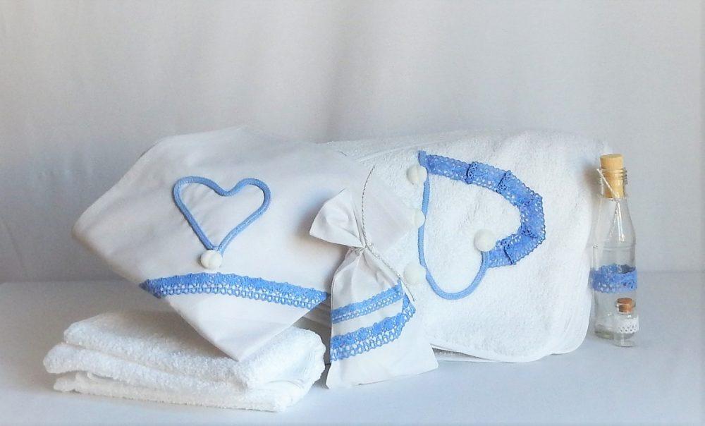 trusou botez inima albastra