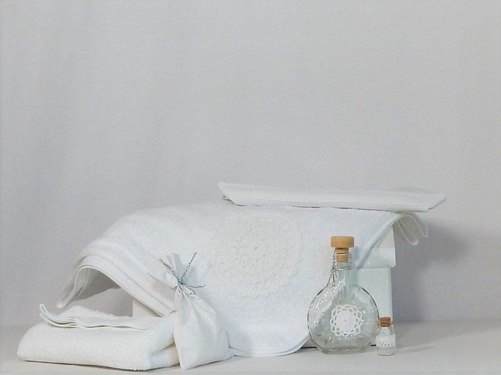 Trusou botez unicat alb- Spuma Laptelui