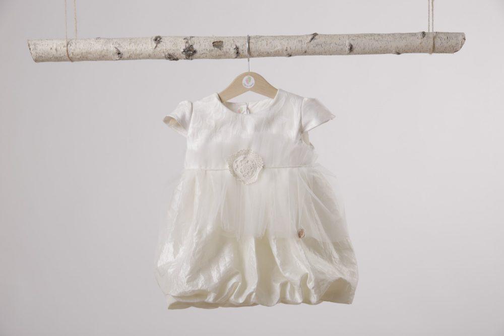 Rochița de prințesă pentru botez- Spuma de Vanilie