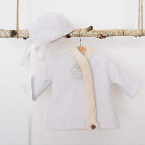 mantou imaculat botez de Nea