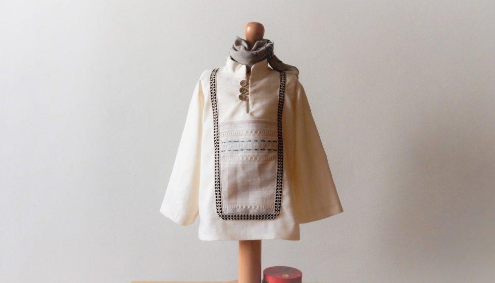 camasa traditionala de neam bun