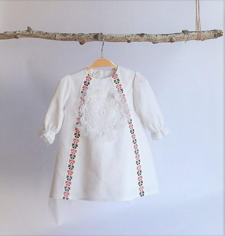 rochita botez nufar alb