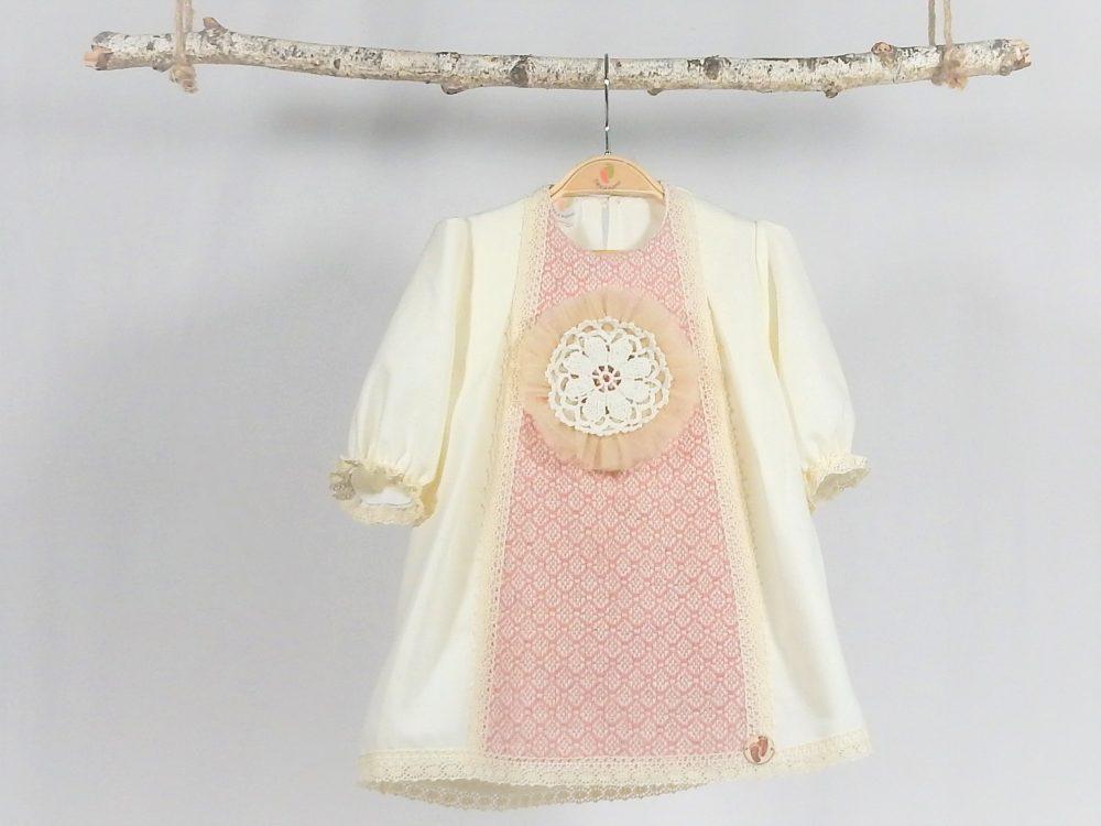 rochita unicat botez spuma de fragute