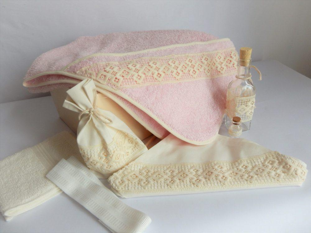 trusou botez roz boabe de grau