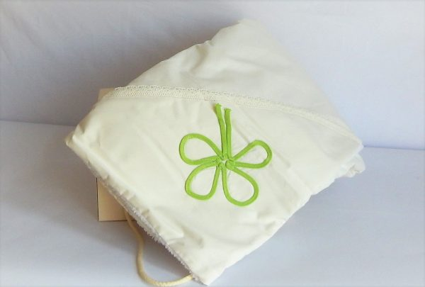 paturica botez trifoi verde