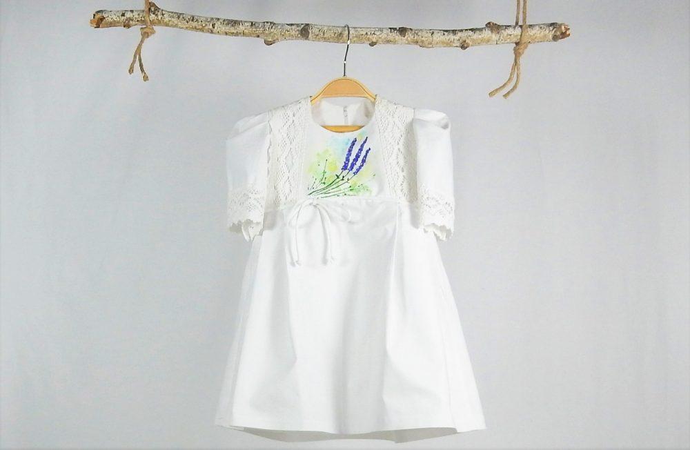 rochita botez pictata lavanda
