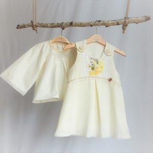 set botez fetite albinuta