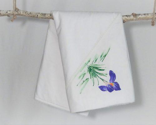 paturica botez unicat pictata irisi