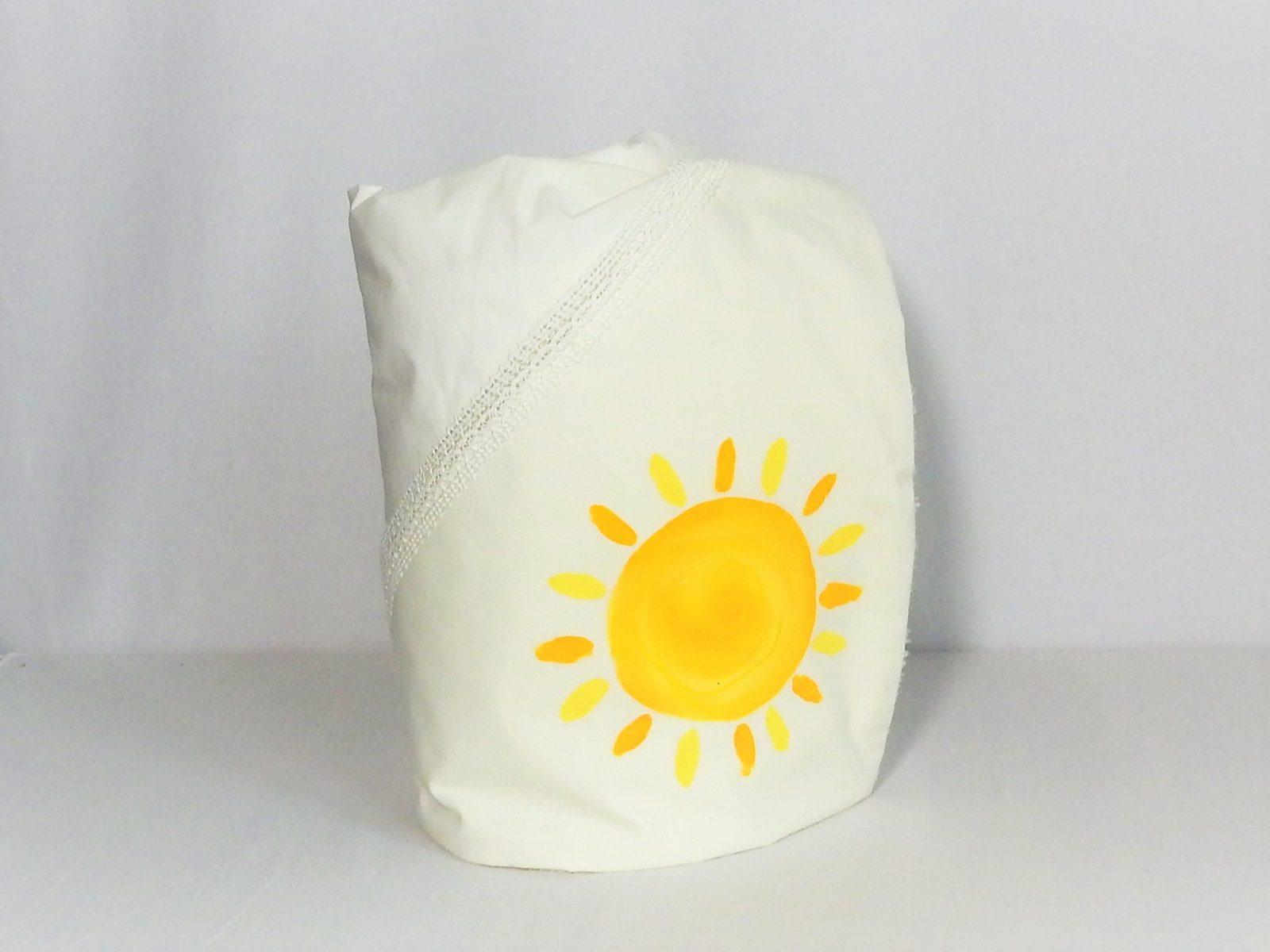 paturica bebe pictata soarele meu