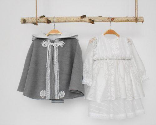 Colecția unică botez fetițe Inocența