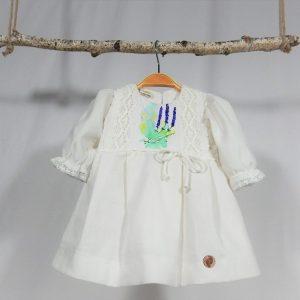 rochita unicat botez camp de lavanda