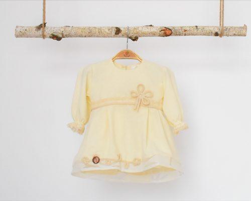 Colecția ivoire de botez- Trifoi Norocos