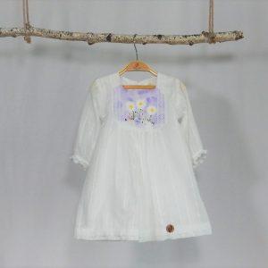 rochita botez unicat pictata margarite