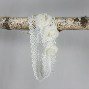 Bentita unicat handmade pentru botez