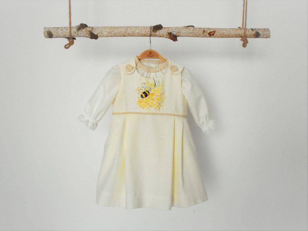rochita botez fetite albinuta
