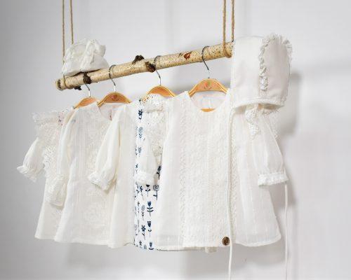 Hăinuțe botez fetițe